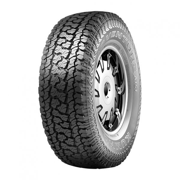 Kumho Road Venture AT51 - All-Terrain Truck Tire - Next Tires