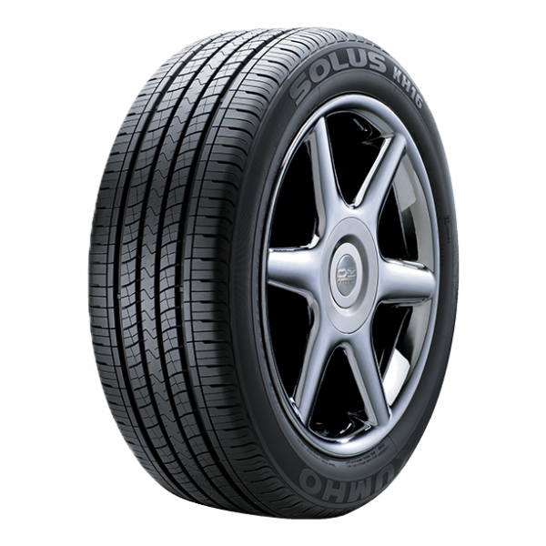 Kumho Solus KH16 - High Performance Tire - Next Tires