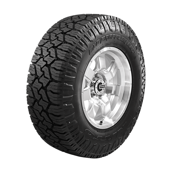 All Weather Tire >> Nitto Exo Grappler Awt Lt305 55r20 121q