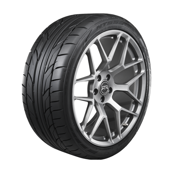 Nitto NT555 G2 - Ultra High-Performance Summer Tire - Next Tires