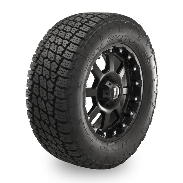 265 70r17 All Terrain Tires >> Nitto Terra Grappler G2 265 70r17 115t